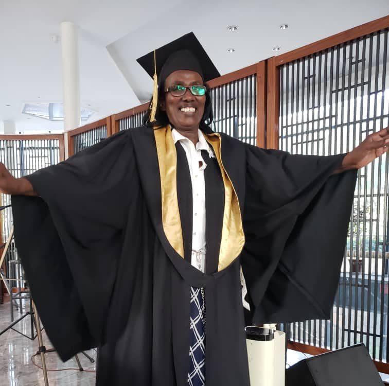 Benie Mukamurangwa PTB® 2019